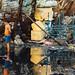 Child Living in Tondo Garbage Dump, Manila Philippines