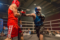 White Collar fighter 5 (leemclean94) Tags: red canon manchester boxing bowlers wcf 1755mm sportphotography tanko charityboxing fightphotography whitecollarfighter