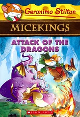 Attack of the Dragons (Vernon Barford School Library) Tags: new school fiction history animal animals mouse reading book high dragon library libraries reads dragons books read paperback adventure mice fantasy cover junior historical novel covers bookcover adventures pick middle vernon quick recent picks journalist bookcovers paperbacks journalists stilton novels fictional adventurer geronimo historica adventurers barford softcover historicalfiction quickpicks quickpick vernonbarford softcovers 9780545872386
