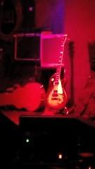 gecenin gzellerinden. (bluestroad) Tags: red night lights guitar outdoor istanbul best lovely pleased kadky karkkaset
