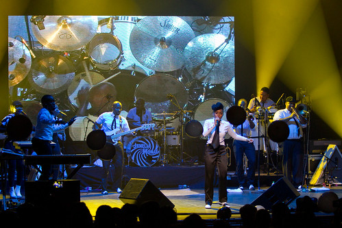Janelle Monáe @ The Grand Opera House, Macon, GA (10/07/11)