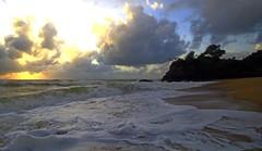 IMG_0123 ~ pagi kemasek (achem74) Tags: trip travel beach sunrise canon eos coast wideangle places malaysia kijal terengganu kemaman canonlens kemasek canoneos700d eos700d 10mm18mm