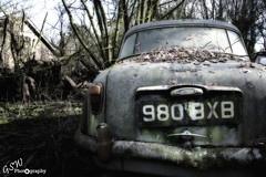 980 BXB (Gavmonster) Tags: old uk england urban green classic abandoned leaves car metal rural countryside moss wings ancient nikon rust automobile flat britain antique decay farm urbandecay transport rusty dramatic rover farmland surrey grill dirt urbanexploration rusted transportation rubbish vehicle disused southeast windscreen saloon derelict deserted ruraldecay 1959 urbex remnant outbuildings southernengland deteriorate 3l southeastengland seenbetterdays notused merstham theendoftheroad rover100 flattyres desertedfarm d7000 4doorsaloon straight6engine nikond7000 3litreengine gswphotography 980bxb mersthamfort thingsthatoncemoved