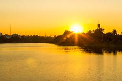 Amanhecer (soares.rodrigo@ymail.com) Tags: sol time rodrigo domingo amanhecer lapse finaldesemana manhã nascer soares sãojosédoriopreto represamunicipal