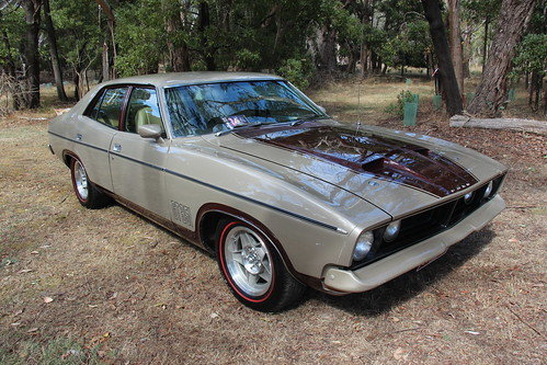 1974 Ford XB Falcon GT Sedan