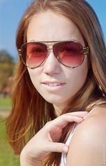 Photographer Jenny Hirsohn (thedot_ru) Tags: california portrait woman usa girl santabarbara female outside outdoors women jenny portraiture canon5d sbcc 2011 jennyhirsohn