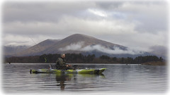 Highland and Islands (Nicolas Valentin) Tags: morning light cloud mountain lake mountains clouds landscape scotland scenery kayak mood scenic kayaking loch lomond lochlomond kayakfishing kayakpike kayakscotland kayakfishingscotland