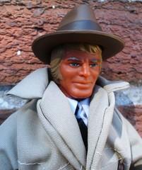 Big Clues (atjoe1972) Tags: vintage private toys actionfigure retro pi 1970s seventies mattel detective investigator bigjim magicdonkey bigjeff atjoe1972 exclusivetoyproducts
