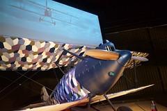 _D808728 (Drumsara) Tags: newzealand aircraft flyingcircus planes ww2 pilots airmuseum worldwar2 redbaron fokker bluemax caproni breguet biplanes eindecker ernstudet drumsara etrichtaube jasta11 siemensschuckert vonrichthofen omarka triplanes knightsofthesky aviationheritagecentre dehavillanddh4 curtissflyingboat nieuport27 pfalzd111 aircodehavilland greatwarexhibition halberstadtdiv moranesaulnierg ww1memorabilia leonehawker