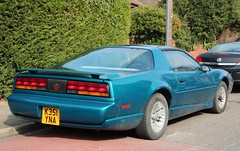 K351 YNA (1) (Nivek.Old.Gold) Tags: firebird 1992 pontiac 5000cc