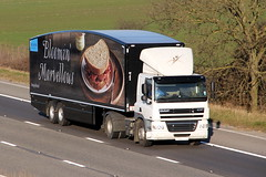 Jacksons Bread 17th March 2016 (asdofdsa) Tags: road bread motorway outdoor transport lorry trucks jacksons m62 daf haulage hgv 17thmarch2016