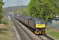 47760 on 1Z90 (ianmartian) Tags: cathedrals victoria chertsey class47 class37 37706 wcrc 47760 1z90