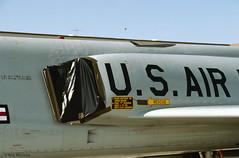 USAF, Convair F-106A Delta Dart (Ron Monroe) Tags: usaf interceptor convair unitedstatesairforce f106 deltadart 90062