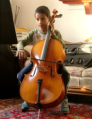 Andrew Cello (amanda_fernandes) Tags: boy music cello instrument strings