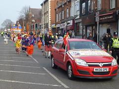 Shri Guru Ravidass Ji Jayanti Parade Leicester 2016 002 (kiranparmar1) Tags: ji indian leicester parade sikhs guru shri 2016 jayanti belgraveroad ravidass