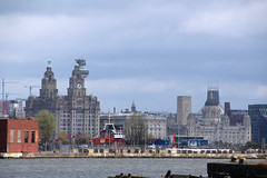 The Liverpool Waterfront (NTG's pictures) Tags: liverpool river birkenhead mersey