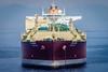 Bu Samra (Richard_Turnbull) Tags: nikon vessel cable gas anchorage bow anchor tanker lng methane supertanker d600 qmax busamra lngc