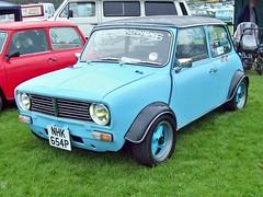 340 Morris Mini Clubman (Mod) (1976) (robertknight16) Tags: mini rover british morris 1970s bmc weston clubman bl haynes issigonis nhk654p