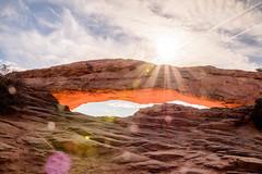Mesa Arch sunrise 2 (Paul Tottman) Tags: sunrise canyonlandsnationalpark mesaarch