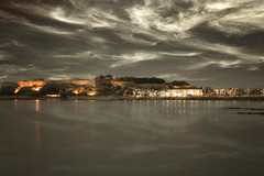 ... (Theophilos) Tags: sea sky clouds crete rethymno fortezza