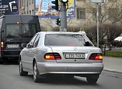 335-74KA (Vetal 888 aka BB8888BB) Tags: mercedes 11 ukraine kyiv licenseplates  eclass e320  w210  33574ka
