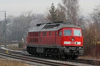 DB Schenker 233 219-5 Kempten