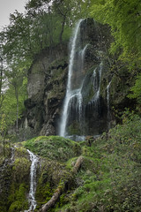 Uracher Wasserfall #2 (muman71) Tags: fuji wasserfall fujifilm alb x20 2016 badenwrttemberg badurach uracherwasserfall dscf9335