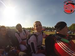 G0019619 (So Paulo Paraquedismo) Tags: skydive tandem freefall voo paraquedas quedalivre adrenalina saltar paraquedismo emocao saltoduplo saopauloparaquedismo