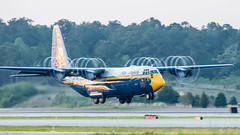 Stirring Take Off by Fat Albert (4myrrh1) Tags: canon airplane airport marine aircraft aviation military airplanes flight navy cargo airshow blueangels base c130 squadron fatalbert 2016 cherrypoint ef100400l flightdemonstrationteam flightdemonstrationsquadron 7dii