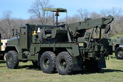 Military Transport Association military vehicle show at the Sussex County Fairgrounds in April 2016 (albionphoto) Tags: usa lafayette jeep nj cadillac landrover willys oshkosh militaryvehicle marshallofcambridge
