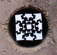 Opuestos (monineun) Tags: gear cube cubo rubik rubikscube engranaje engranajes