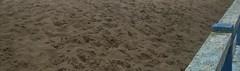 SDC10118b (imageneslibres) Tags: naturaleza puente playa arena verano vacaciones descanso huellas baranda