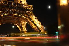 tour eiffel . paris (Ross Reyes) Tags: longexposure cinema night noir eiffeltower toureiffel champdemars cinematic latour parisnoir makeamovie rossreyes cinematicphotography lookslikeamovie fareuncinema cinematictravelphotography