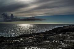 belle ile en HDR (jaylvis29) Tags: mer landscape sable ile bretagne bleu belle fin nuage paysage phare hdr rocher fond ete bzh saison nikkon balise decran d3100