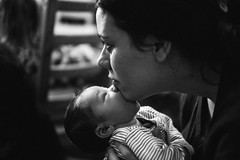 attachment (gorbot.) Tags: blackandwhite baby home monochrome louis glasgow roberta vscofilm fujifilmxpro1 35mmfujinonf14