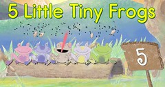 Five Little Tiny Frogs - Preschool Counting Song by ELF Learning - ELF Kids Videos (raza.navaid) Tags: nurseryrhyme nurseryrhymes countingsong kidssongs frogsong childrensongs fivelittlespeckledfrogs 5littlespeckledfrogs babysongs songsforkids nurseryrhymessongs educationalvideosforkids kidsrhymes kidslearningvideos wwwelflearningjp elflearning elfkidsvideos omigrad fivelittletinyfrogs fivelittlefrogs littlespeckledfrogs fivelittlespeckledfrogssong speckledfrogsong 5littlefrogs fivelittlefrog