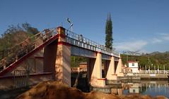 Our bridge (Jackie & Dennis) Tags: bridge dam kerala munnar rwh headworks kseb ramblersworldwideholidays