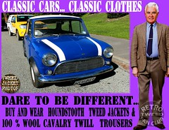 Classic cars- Tweed - Twill clothes  part1 (MemoryCube5000) Tags: auto newzealand christchurch usa man guy classic cars wearing car digital canon vintage silver clothing vintagecar shiny outdoor coat text snapshot nelson oldschool retro clothes vehicles auckland american 1950s nz advert wellington mens vehicle dunedin parked headlight 1960s hastings harris autos 1970s kiwi 1980s blazer v8 gents carshow tweed vintagecars bloke crome blokes kiwiana menswear snapped 2016 carphoto twill tweeds onshow drivepast harristweedjacket cavalrytwilltrousers cavalrytwill wearingtweed tweedjacketphotos tweedjacketmanwearingtweedjacket vintagecarnewzealand