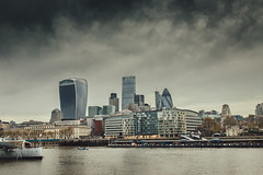_MG_1091-Flickr (Vlad Cureliuc) Tags: city uk travel sunset england sky urban building london tower glass thames skyline architecture modern night clouds skyscraper work buildings river office twilight europe downtown moody cityscape exterior view place britain dusk contemporary district awesome famous capital great cities landmark visit scene illuminated norman foster lloyd sir financial gherkin 42 lloyds banking finance
