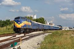 Dinner on the Seminole Gulf (Rudy - rufec12) Tags: railroad mystery dinner train mexico coast nikon gulf florida fort railway trains line atlantic fl seminole railfan myers f7 railfanning a gp10 sglr