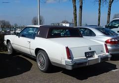 Cadillac Eldorado (bcbvisser13) Tags: classic nederland eu cadillac eldorado american culemborg nl1981 53jph8