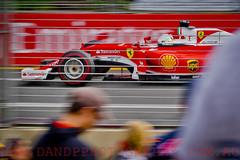 Sebastian Vettel. 2016 Australian Grand Prix (Dom Puglisi) Tags: ferrari scuderiaferrari australiangrandprix sebastianvettel sf16h