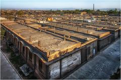 Xi'an . Shaanxi .. (:: Blende 22 ::) Tags: china old city roof wall canon town xian terrakotta armee shaanxi eosd 50d worriers 1585 canoneos50d eosdeurope efs1585mmf3556isusm