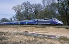 4728  bei Rastatt  10.04.15 (w. + h. brutzer) Tags: france analog train nikon frankreich eisenbahn railway zug trains tgv sncf rastatt 4700 eisenbahnen triebzug triebzge webru