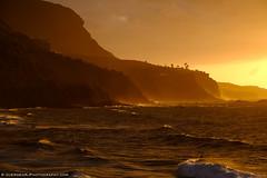 The last light (Juergen K) Tags: meer atlantic tenerife sonnenuntergangsunset elsoccoro fuji55200 fujifilmxpro2