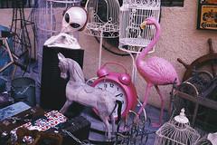 (Coral G. Granda) Tags: madrid pink flamingo alien rosa mercado et flamenco mercadillo rastro lavapies antiguedades rastromadrid