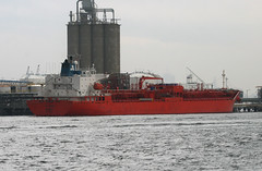 JO ACER in New Jersey, USA. April, 2016 (Tom Turner - SeaTeamImages / AirTeamImages) Tags: nyc red usa newyork water port harbor newjersey dock marine ship unitedstates harbour transport vessel spot pony maritime transportation statenisland docked bigapple channel bayonne tanker spotting waterway gardenstate kvk tomturner killvankull joacer