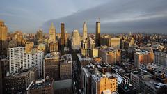 Iconic Buildings Surrounds Madison Square Park (Tony Shi Photos) Tags: madisonsquarepark flatiron flatironbuilding metlifebuilding onemadison nyc manhattan midtown newyorkcity newyork ny buildings nomad chelsea chelsealandmark            nowyjork novayork