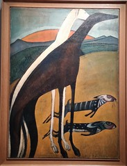 20160422_125243 (Freddy Pooh) Tags: chien paris peinture exposition avantgarde grandpalais amadeodesouzacardoso