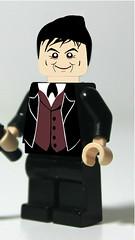 Oswald Cobblepot v2 - Gotham (TheCampervanTom) Tags: penguin lego custom gotham oswaldcobblepot